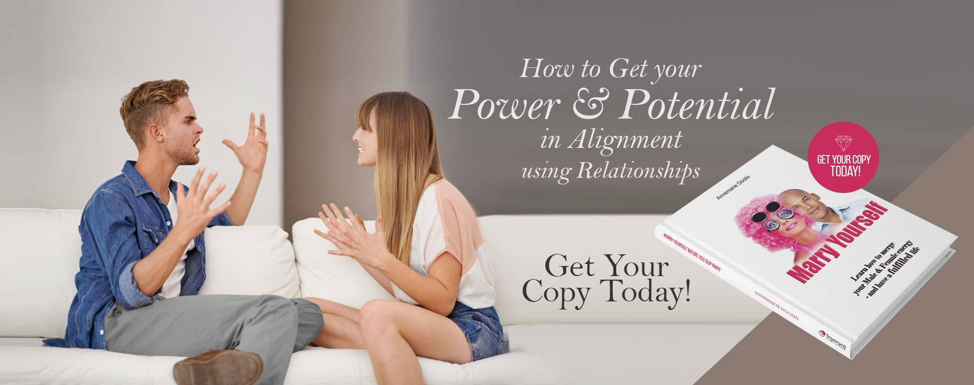 How to get your power and potential to align through relationships